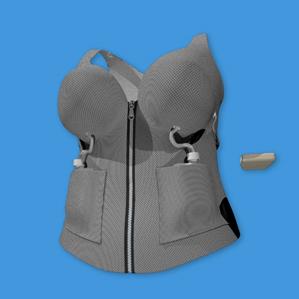 E-Z Feed Breast Pump