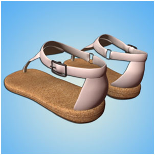 The Sensibles Sandal