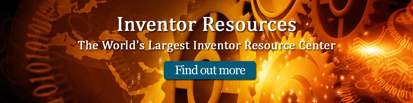 Inventor Resource Center