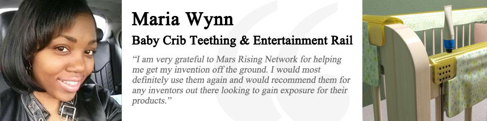 Maria Wynn Inventor Testimonial