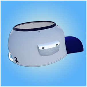 Open Cap Design