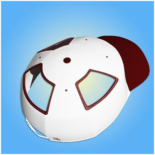 Open Cap Design