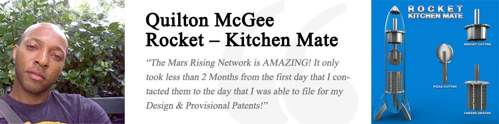 Quilton McGee - InventorQuilton McGee - Inventor