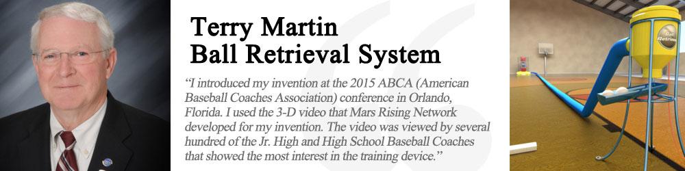 Terry Martin Inventor Testimonial